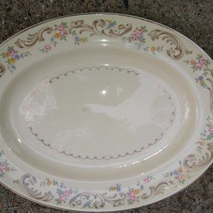 Duchess 11' Oval  Serving Platter By Padden City